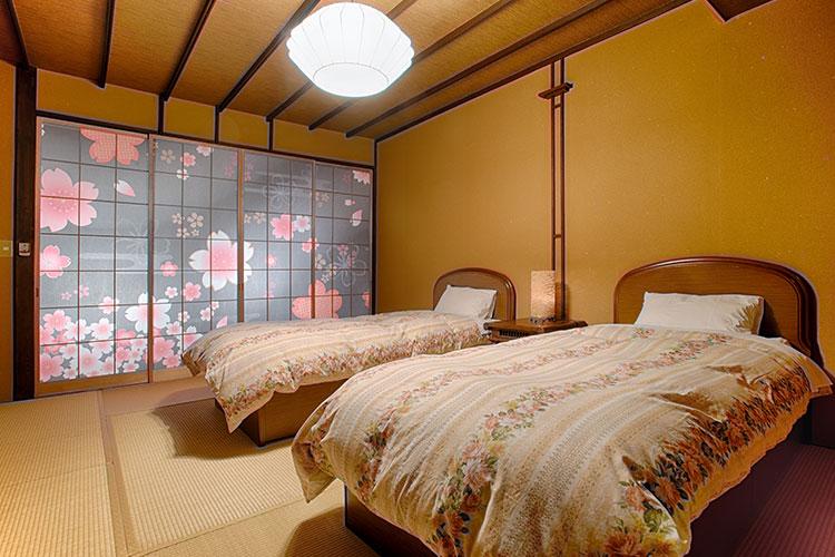 和風ベッドルーム